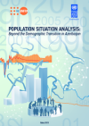 Population situation analysis: Azerbaijan Beyond the Demographic Transition